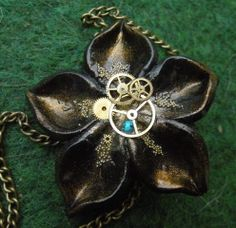 steampunk flower | Steampunk Flower