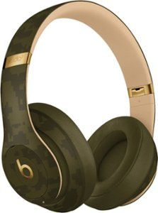Beats by Dr. Dre Wireless Headphones Beats Camo Collection Forest Green Stereo Mini phone WiredWireless Bluetooth Over the head Binaural Circumaural Noise Canceling Forest Green Wireless Headphones Review, Noise Cancelling Headphones, Beats Headphones, Over Ear Headphones, Beats By Dre, Dancehall Reggae, Beats Studio, Camo Designs, Electronics Gadgets
