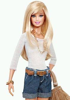 Barbie una de las mas lindas