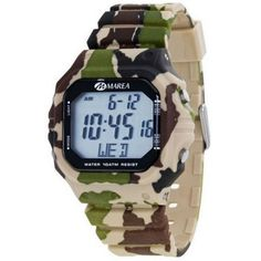 #Reloj #Marea B35224-9 Camuflaje http://relojdemarca.com/producto/reloj-marea-b35224-9-camuflaje/