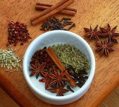 Chinese Five Spice Powder...Sue 2014