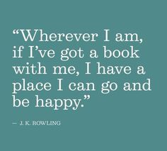 Discover and share Jk Rowling Quotes. Explore our collection of motivational and famous quotes by authors you know and love. Books And Tea, I Love Books, Good Books, Books To Read, Children's Books, Motivacional Quotes, Book Quotes, Great Quotes, Inspirational Quotes