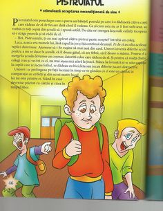 povesti pentru inima si suflet.pdf Kids And Parenting, Bart Simpson, Character, School, Bebe, Lettering