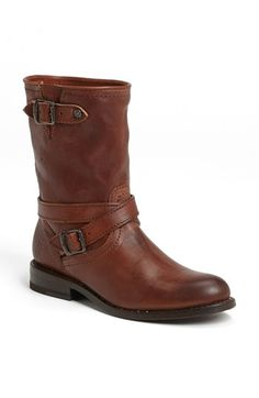 Why must I only like absurdly expensive things? Frye 'Jayden Cross Engineer' Leather Boot available at #Nordstrom