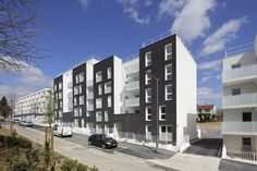 66 Units Of Rental Social Housing - Picture gallery