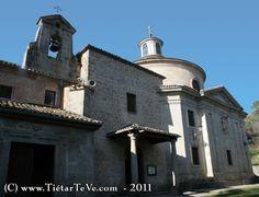 Monasterio de San Pedro de Alcántara. Arenas de San Pedro. Ávila. Spain.