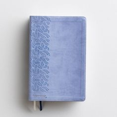 CSB (in)courage Devotional Bible - Blue LeatherTouch® - Free Journal Bundle Blue Bible, What About Tomorrow, Custom Fonts, Great Stories, Personalized Products, Something To Do, Devotional Bible, Bible Verses, Bible Encouragement
