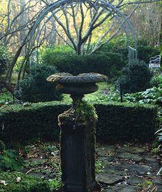 Brabourne Farm: Gardens Garden Urns, Garden Gates, Moon Garden, Dream Garden, Gothic Garden, Patio Gazebo, Focal Points, Garden Ornaments, Outdoor Gardens