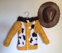 Toy Story Inspired Sheriff Woody Fleece by MagicPrincessWhitney, $110.00