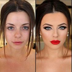 """The Power of Makeup Transformations Will Make You Rethink Your Own Routine: When NikkieTutorials uploaded a vlog titled """"The Power of Makeup"""" earlier this year, she kicked off a powerful trend in counteracting makeup shaming. Source by makeup Beauty Regime, Beauty Make-up, Beauty Hacks, Hair Beauty, Beauty Bar, Makeup Tips, Eye Makeup, Hair Makeup, Makeup Art"""