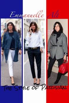 IWTBAA Love Note: Emmanuelle Alt - Journal - I Want To Be An Alt