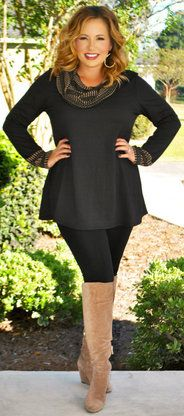 Lay It On Thick Top - Perfectly Priscilla Boutique