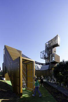 Un parque que rompe con las costumbres impuestas por la vida contemporánea. - Noticias de Arquitectura - Buscador de Arquitectura