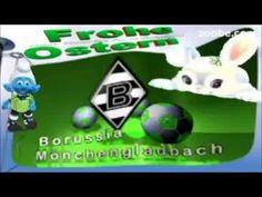 Frohe Ostern  allen Gladbach-Fans Borussia Mönchengladbach, Fußbal...