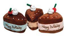 Birthday Cake Toys by foufoudog - $10.00