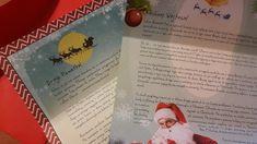 Mikołajowa poczta – list OD ŚW. MIKOŁAJA