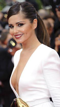 Cheryl Cole - ponytail.
