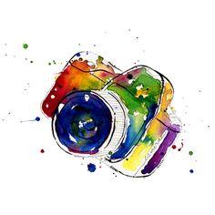 Dream Photographer: 20 ilustrações/Brushes para seu blog | Para Photoscape
