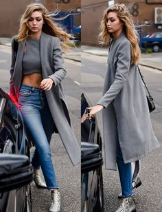 Gigi Hadid has the best style