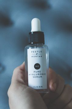 ''I've blogged about Pestle & Mortar's flagship product Pure HA Serum before and still consider it the best product I've discovered through blogging. It's now taken off in a huge way and is widely regarded as a cult product; I've repurchased it twice!'' Four Cats Plus Caroline Hirons, Hyaluronic Serum, Things To Come, Good Things, Makeup Obsession, Beauty Review, Routine, Blogging