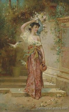 Hans Zatzka Paintings 214.jpg