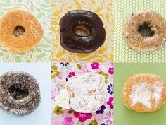 Teig für Donuts