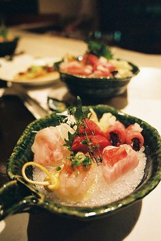 Japanese food - Sashimi