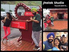 Jhalak Studio - Tayyari Jeet Ki... #chefharpalsokhi #jhalakstudio #nachganakhanapina #dancingchefofindia