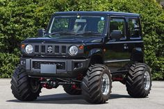 Alto Car, Jimny Sierra, Car Supplies, Suzuki Jimny, Jeep Wrangler Rubicon, Mini Trucks, Lift Kits, Offroad, Cool Cars