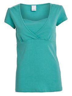 Mama-licious Short Sleeve Maternity and Nursing Top £14.99