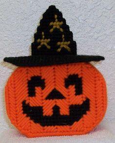 1513 Pumpkin w/Hat Box by CraftsbyRandC on Etsy, $5.95