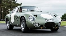 1963 Aston Martin DP215 Could Become The Most Valuable British Car Ever Sold
