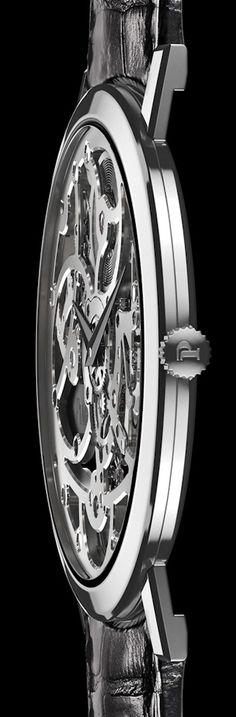 Piaget Altiplano Skeleton Ultra-Thin Automatic Watch.