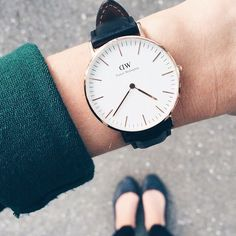 Love this DW watch