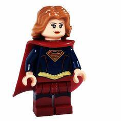 Supergirl CBS Lego