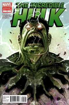 Incredible Hulk # 1 (Variant)