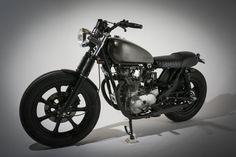 Yamaha XS650 by Makarne Custom Motorcycles