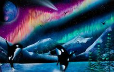 Spray Paint Art Lessons - Spraybombs of Victoria BC
