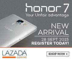 MY Huawei Honor 7