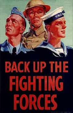 vintage everyday: British Posters from the World War II