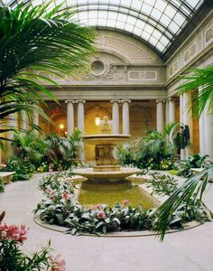"""I love The Frick Collection's open atrium!""  - Jennie Ma 
