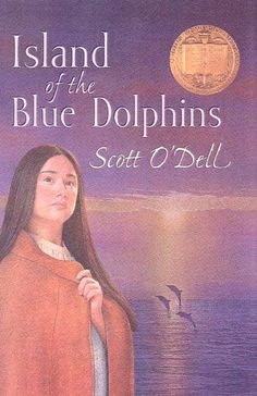 Island of the Blue Dolphins. One of those books that I had to rebuy once I was an adult