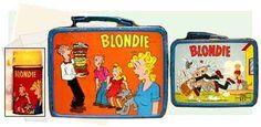 Blondie Lunchbox
