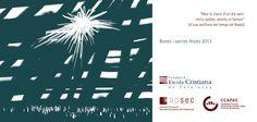 Nadala Fundació Escola Cristiana de Catalunya, 2013. #design #religion #education #Christmas