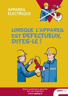 Appareil electrique