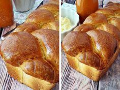 Foszlós kalács a húsvéti asztalra Bakery, Bread, Food, Brot, Essen, Baking, Meals, Breads, Buns