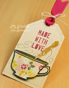 JJ Bolton {Handmade Cards}