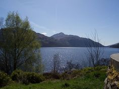 * Lago Lomond * # Sul das Highlands, Escócia.