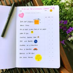 Here you will find the perfect notebook for all your projects!