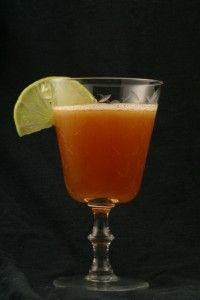 Lion's Tail cocktail